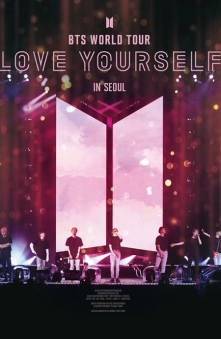 BTS World Tour LOVE YOUR SELF in Seoul